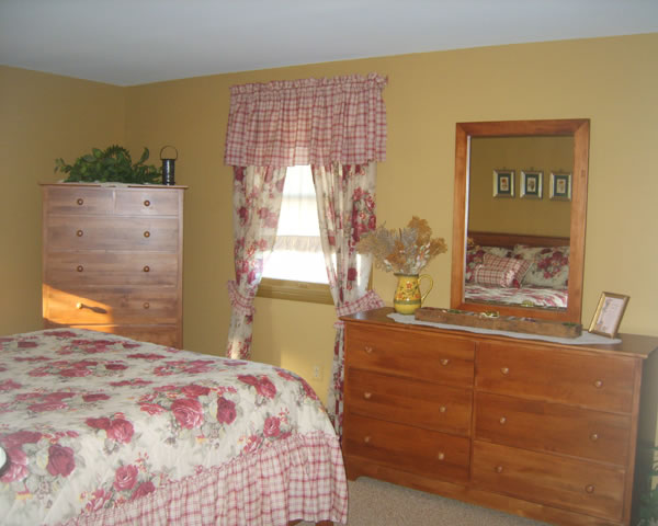 Bedroom Makeover 2006 Bedroom Makeover 1